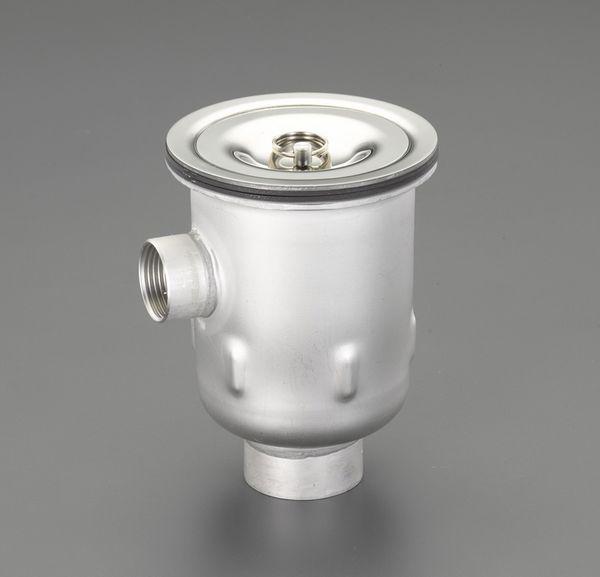 【メーカー在庫あり】 エスコ ESCO G2インチ 防臭排水トラップ EA468D-38 HD店