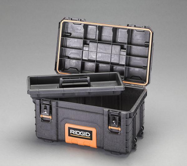 【メーカー在庫あり】 エスコ ESCO 350x310x564mm ツールボックス EA505TR-3 HD店