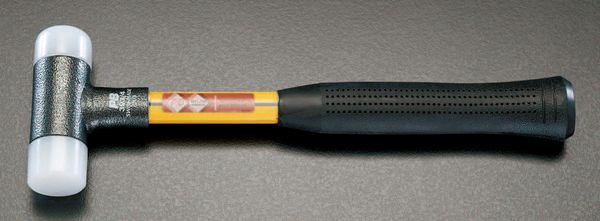 【メーカー在庫あり】 エスコ ESCO 60mm/1590g 無反動ハンマー(ナイロン) EA570AB-7 HD店