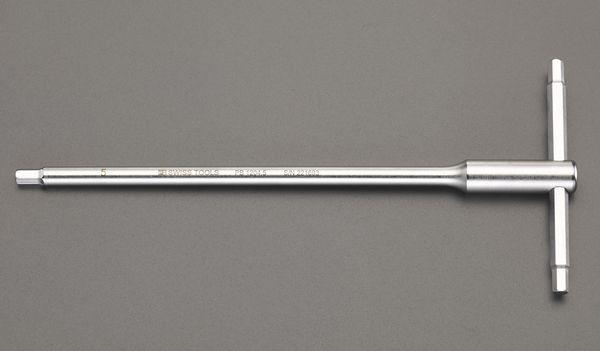 【メーカー在庫あり】 エスコ ESCO 14mm 六角棒レンチ/T型(スライド式) EA573TW-14 HD店