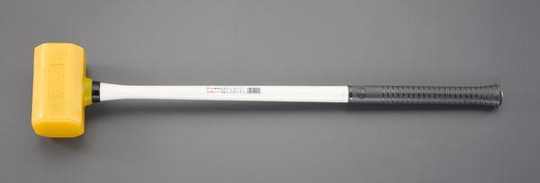 【メーカー在庫あり】 エスコ ESCO φ104mm/5400g 無反動ハンマー(グラスファイバー柄) EA575WT-205 HD店
