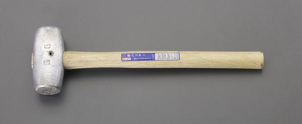 【メーカー在庫あり】 エスコ ESCO φ48mm/2900g 鉛ハンマー EA575WV-27 HD店