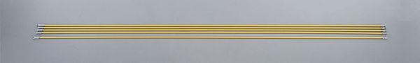 【メーカー在庫あり】 エスコ ESCO 6.5mmx1.5m FRP通線ロッド(5本組) EA597BM-7 HD店