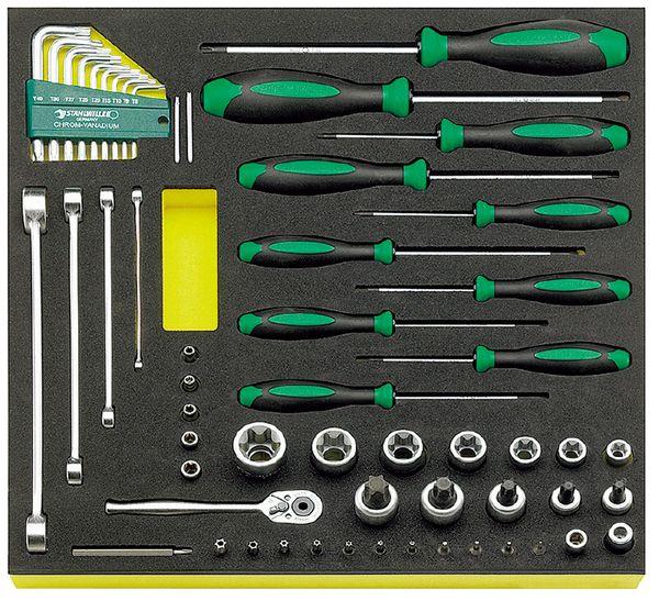 【メーカー在庫あり】 エスコ ESCO Torx ツールセット EA612TE-4 HD店