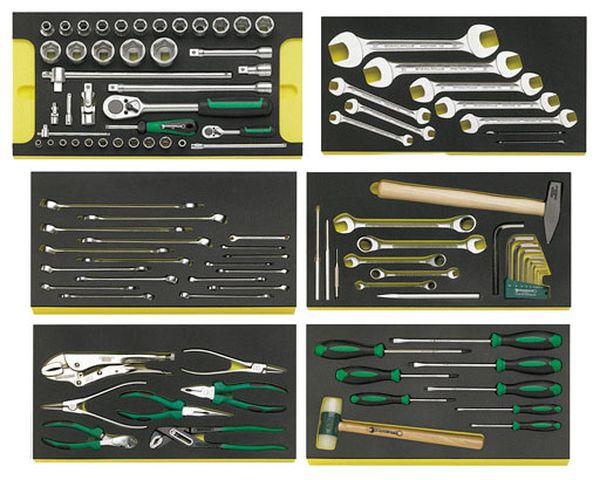 【メーカー在庫あり】 エスコ ESCO 104個組 工具セット EA612VX HD店