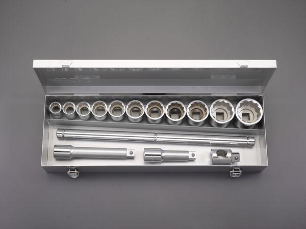 【メーカー在庫あり】 エスコ ESCO 3/4sqインチ ソケットレンチセット EA618SD-1 HD店