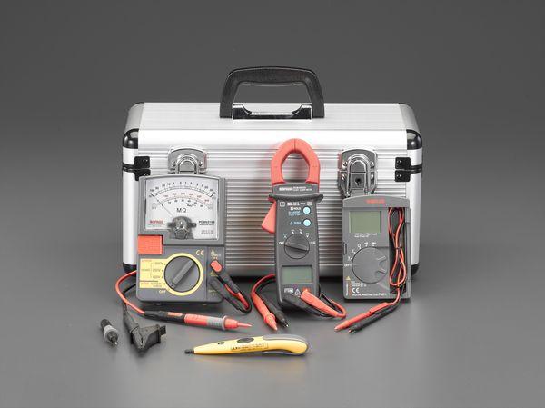 【メーカー在庫あり】 エスコ ESCO 計測機器セット (ビルメンテナンス用) EA707SB-1 HD店