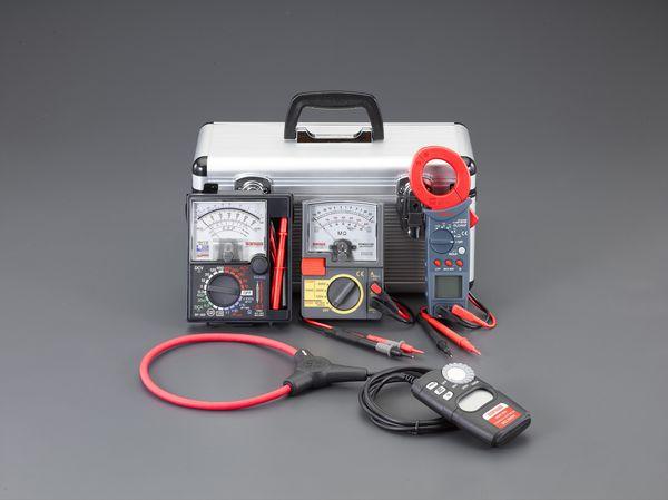 エスコ ESCO 計測機器セット (電気設備保守用) EA707SE-1 HD店