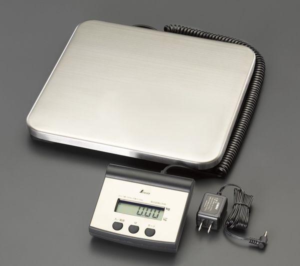 【メーカー在庫あり】 エスコ ESCO 100kg(500g) デジタル台はかり EA715SE-1 HD店