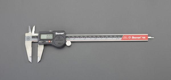 【メーカー在庫あり】 エスコ ESCO 300mm デジタルノギス EA725DB-300A HD店