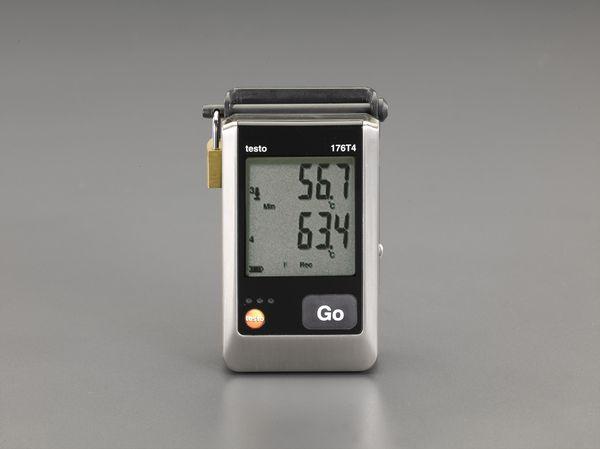 【メーカー在庫あり】 エスコ ESCO 温度データロガー(熱電対) EA742GB-82 HD店