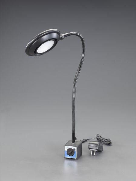 【メーカー在庫あり】 エスコ ESCO AC100V/480mm 照明灯/LED(マグネット式) EA761XE-52 HD店