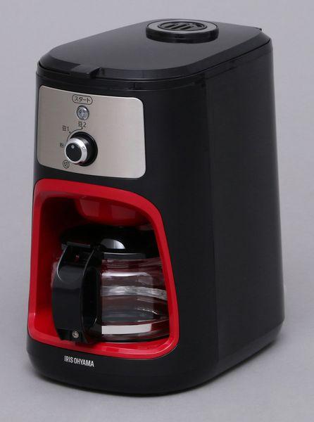 【メーカー在庫あり】 エスコ ESCO AC100V/900W(600ml) コーヒーメーカー(全自動) EA763AQ-42 HD店