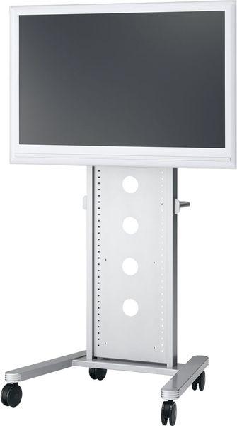 【メーカー在庫あり】 エスコ ESCO 850x770x1667mm ディスプレイスタンド EA764AG-51 HD店