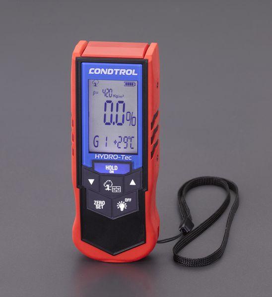 【メーカー在庫あり】 エスコ ESCO デジタル水分計(木材・非木材用) EA776B-41 HD店