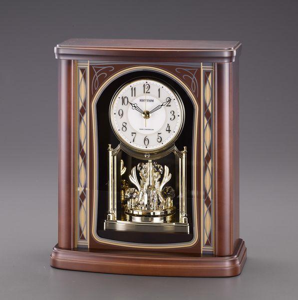 【メーカー在庫あり】 エスコ ESCO 337x292x143mm 電波 置 時 計 EA798CG-75 HD店