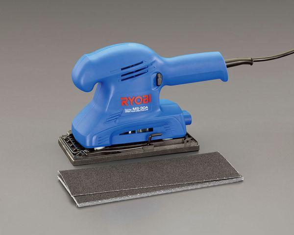 【メーカー在庫あり】 エスコ ESCO 93x228mm 電動サンダーセット(ペーパー付) EA809XF-3SA HD店