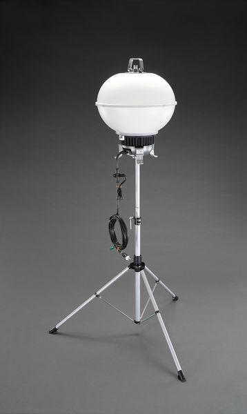 【メーカー在庫あり】 エスコ ESCO AC100V/120W 作業灯/LED(コード5m) EA814EL-8 HD店