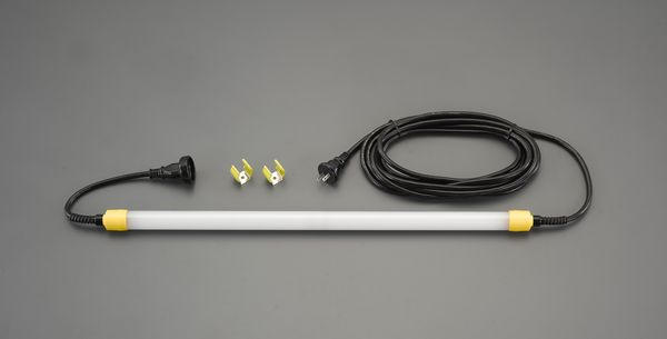 【メーカー在庫あり】 エスコ ESCO AC100V/ 8W 作業灯/LED(連結式) EA815LD-711 HD店