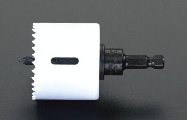 【メーカー在庫あり】 エスコ ESCO 114mm 軸付ホールソー LENOX EA823LX-114A HD店