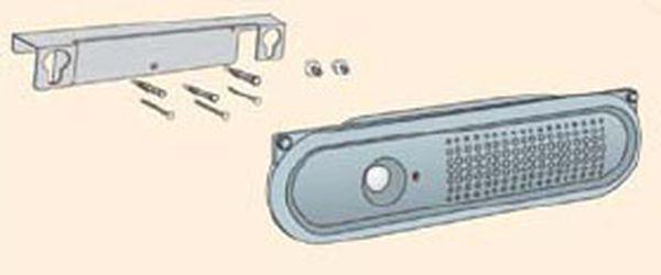 【メーカー在庫あり】 エスコ ESCO 音声案内機(赤外線センサー/壁面取付用) EA864CG-2 HD店