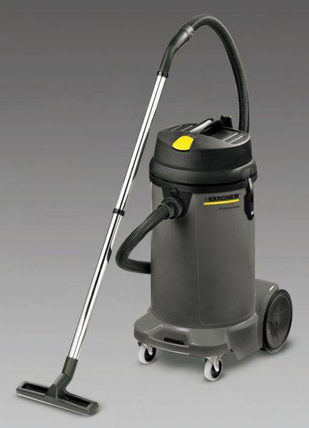 【メーカー在庫あり】 エスコ ESCO AC100V/1150W/48.0L 乾湿両用掃除機 EA899KS-34 HD店