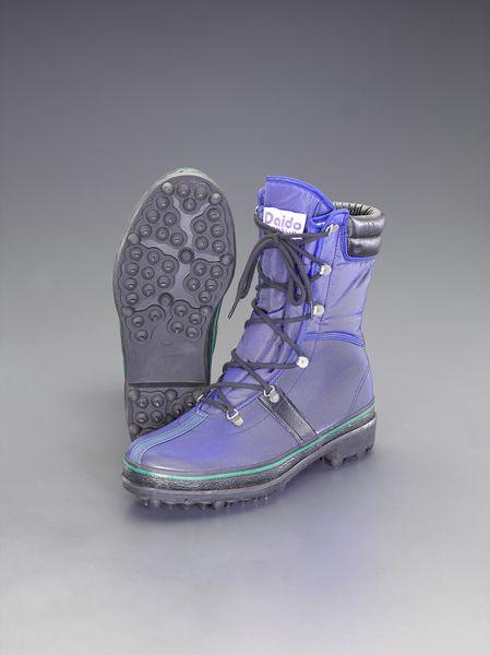 【メーカー在庫あり】 エスコ ESCO 26.0cm 長靴(スパイク底) EA910MD-26 HD店
