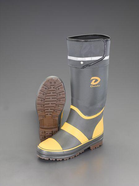 【メーカー在庫あり】 エスコ ESCO 27.0cm 長靴(軽量) EA910MM-27 HD店