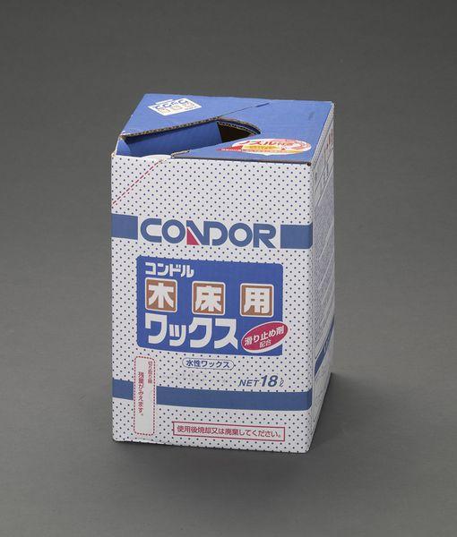 【メーカー在庫あり】 エスコ ESCO 18L 木床用ワックス EA920LE-47 HD店