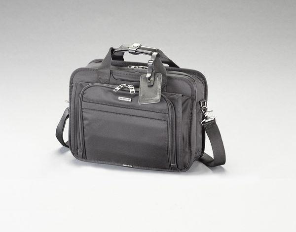 【メーカー在庫あり】 エスコ ESCO 390x290x130mm ビジネスバッグ EA927AW-22 HD店
