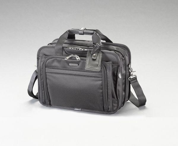 【メーカー在庫あり】 エスコ ESCO 390x290x140mm ビジネスバッグ EA927AW-23 HD店