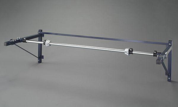 【メーカー在庫あり】 エスコ ESCO 185x75mm ロールラック(壁掛け型) EA957AG-5 HD店