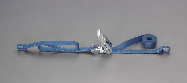 【メーカー在庫あり】 エスコ ESCO 50mmx6.0m/ 764Kg ベルト荷締機(ラチェット式) EA982SA-3A HD店