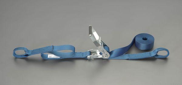【メーカー在庫あり】 エスコ ESCO 50mmx6.0m/1010Kg ベルト荷締機(ラチェット式) EA982SA-5A HD店