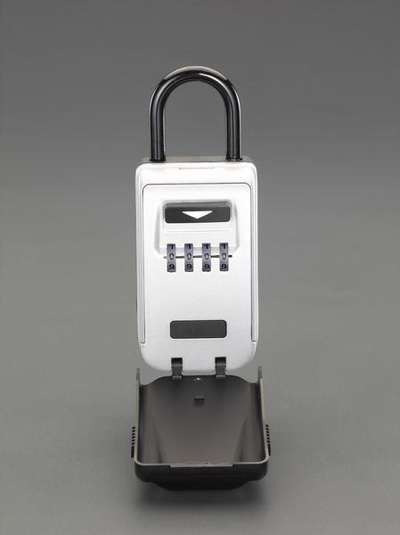 【メーカー在庫あり】 エスコ ESCO 76x53x178mm キーボックス(可変ダイヤル式) EA983ZA-61 HD店