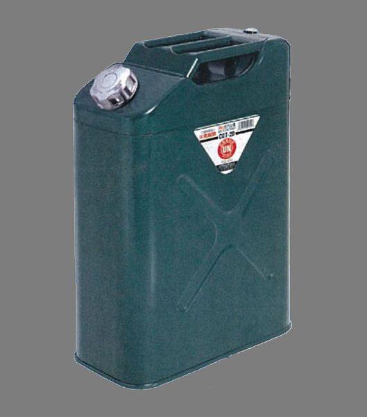 【メーカー在庫あり】 エスコ ESCO 20L ガソリン携行缶 EA991HB-2A HD店