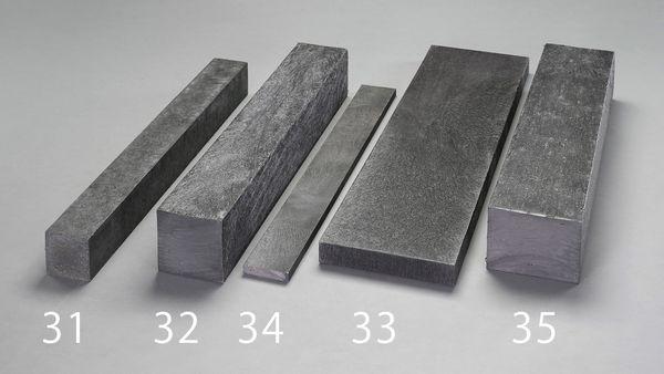 【メーカー在庫あり】 エスコ ESCO 150x150x1000mm 樹脂製角材 EA993DS-32 HD店