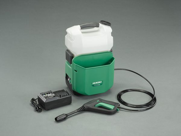 【メーカー在庫あり】 DC18.0V [充電式] 高圧洗浄機( 000012287069 HD店