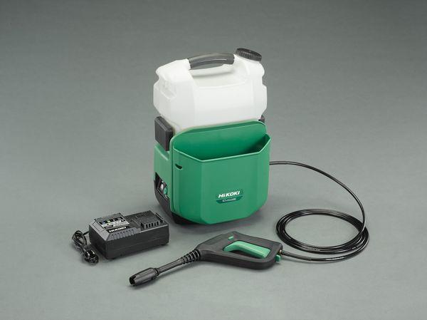 【メーカー在庫あり】 DC14.4V [充電式] 高圧洗浄機(ハ 000012287070 HD店