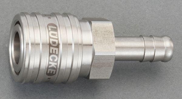 【メーカー在庫あり】 10mm ウレタンホースカップリング(ステンレス製 000012287650 HD店