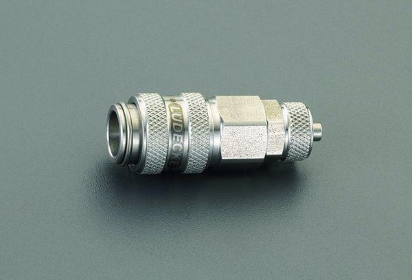 【メーカー在庫あり】 6x8mm ウレタンホースカップリング(ステンレス 000012287696 HD店