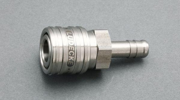 【メーカー在庫あり】 8mm ウレタンホースカップリング(ステンレス製 000012287753 HD店