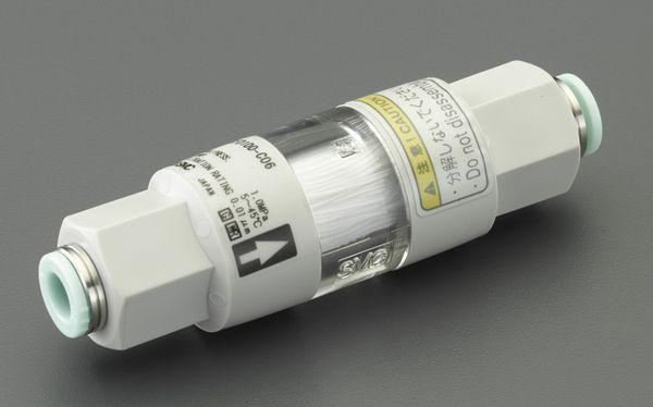 【メーカー在庫あり】 φ 6mm ・ 80L/min クリーンエアフィルター 000012296641 HD店