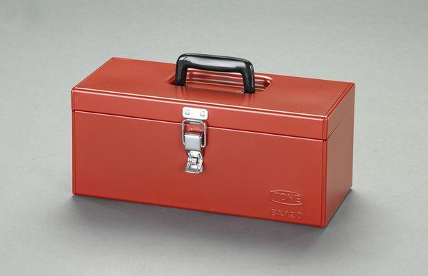 【メーカー在庫あり】 410x224x175mm 工具箱(スチール製) 000012288664 HD店