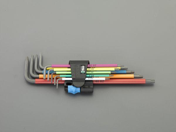 【メーカー在庫あり】 T8-T40 [Torx]キーレンチ(ロング・ホールト 000012289230 HD店