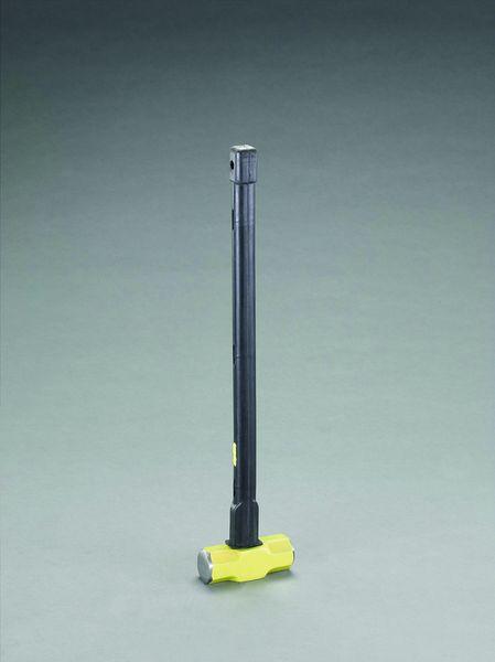 【メーカー在庫あり】 6.8kg/64mm 大ハンマー(スチール芯入り 000012289247 HD店