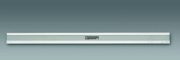 【メーカー在庫あり】 750mm 鋼製ストレートエッジ(アイビーム型A 000012291213 HD店