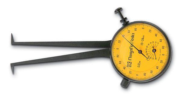 【メーカー在庫あり】 10-34mm ダイヤルキャリパゲージ(内測 000012291291 HD店
