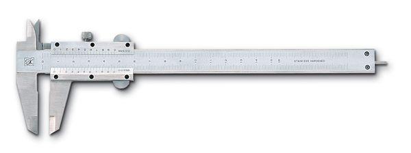 【メーカー在庫あり】 150mm ノギス(左右兼用) 000012291301 HD店