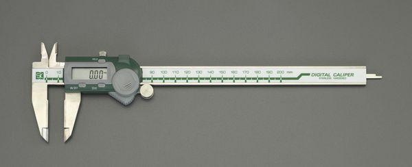 【メーカー在庫あり】 150mm デジタルノギス(超硬付) 000012291315 HD店